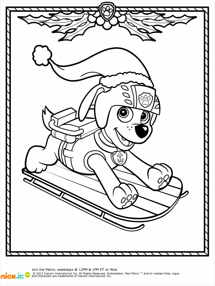 3401f853f597a897eb47d6ee4ae3625a paw patrol winter rescues plus a paw patrol coloring page 780 1024 ariec