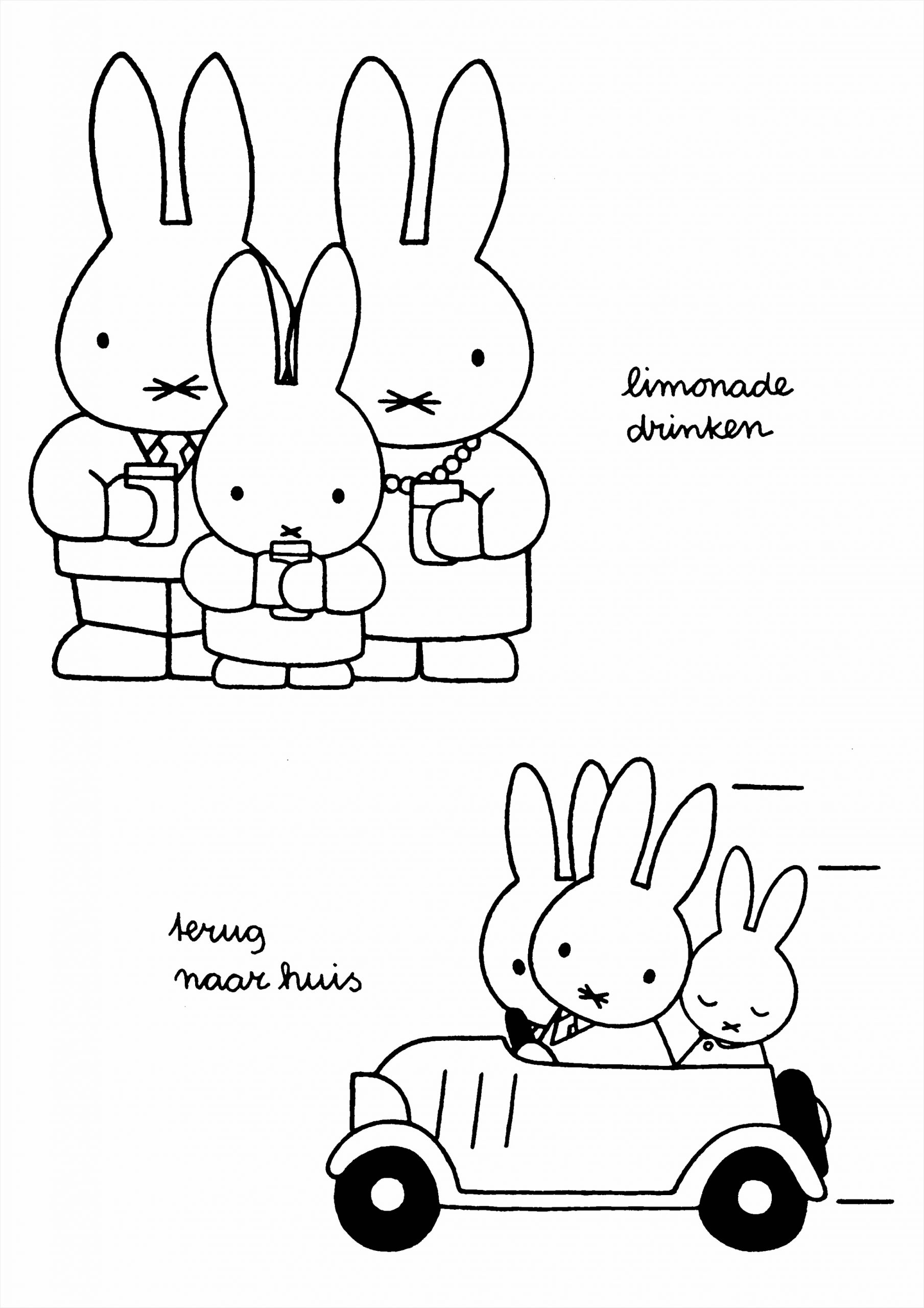 miffy coloring pages 31 weaii