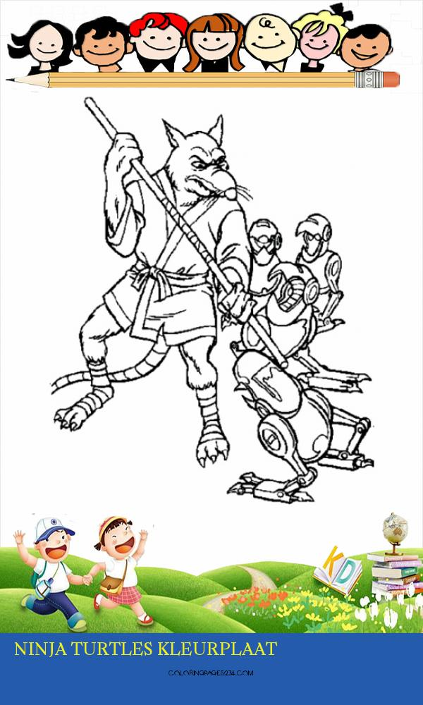 Quueky 04858 Itj1pmoebygameiyf Ninja Turtles Kleurplaat ▷ Teenage Mutant Ninja Turtles Coloring Pages & Books 791553
