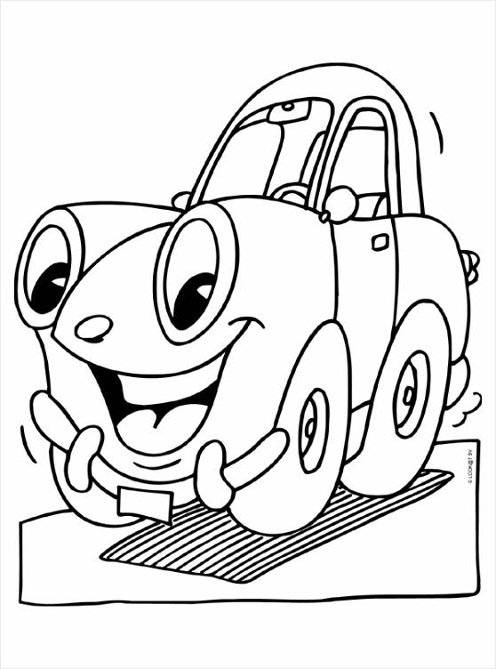 cars kleurplaten kleuren n=10 asido