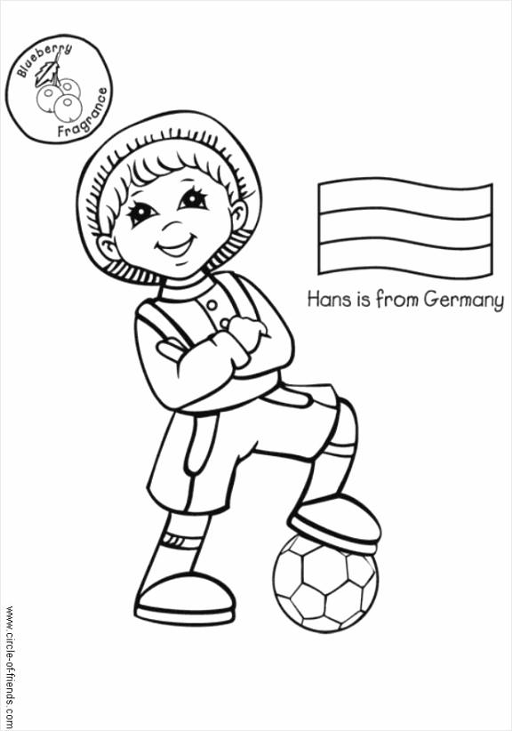 kleurplaat vlag kleurplaten234