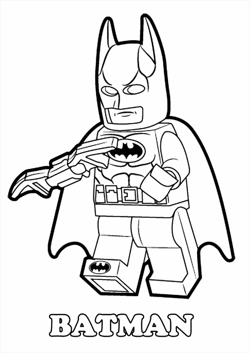 lego coloring pages for kids coloring4free oiein