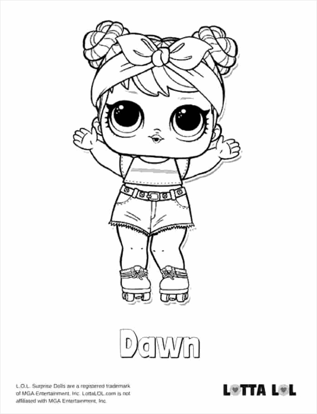 madame queen coloring pages dawn surprise doll coloring page lotta queen madame pages coloring itett