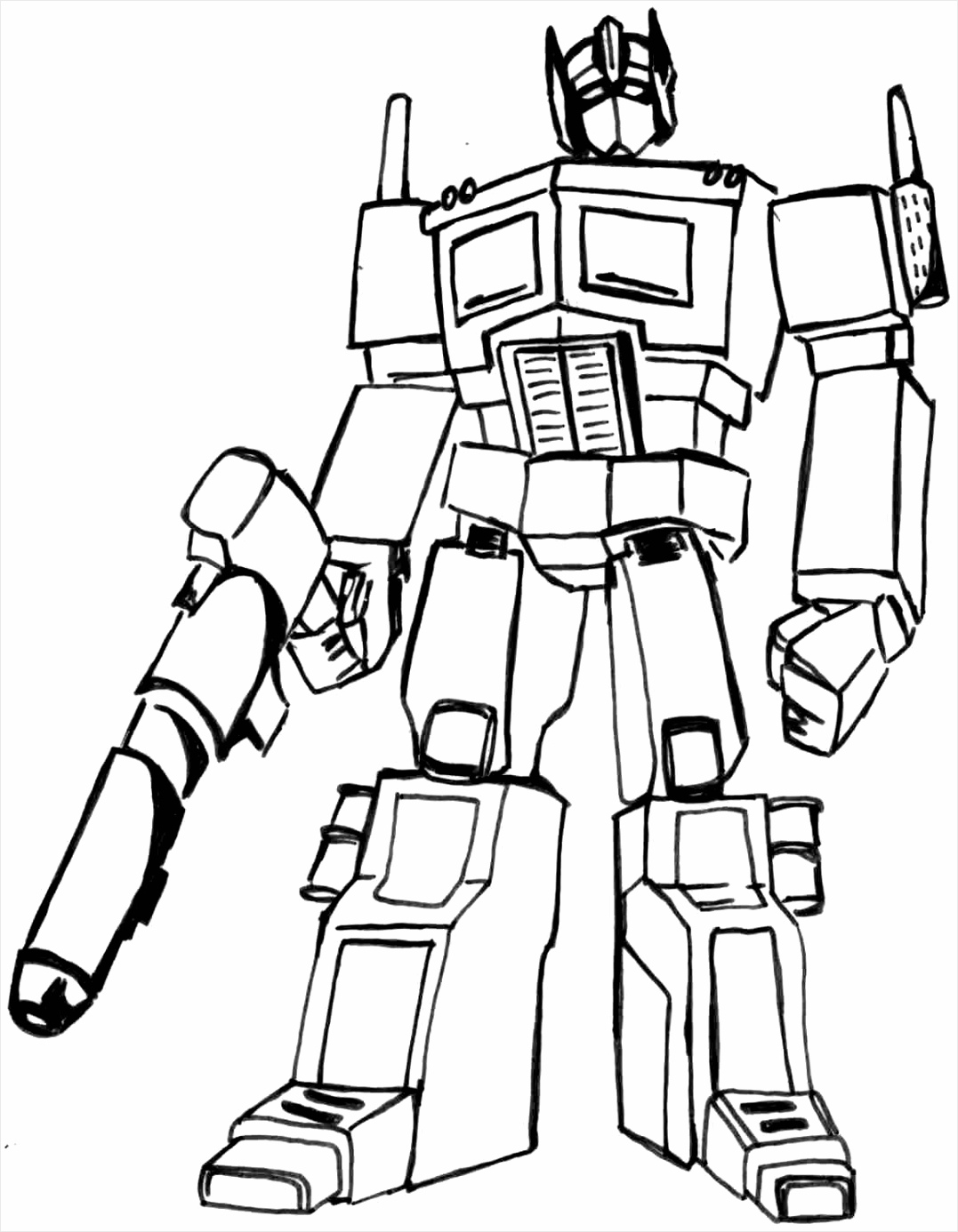 transformers coloring pages 9 txito