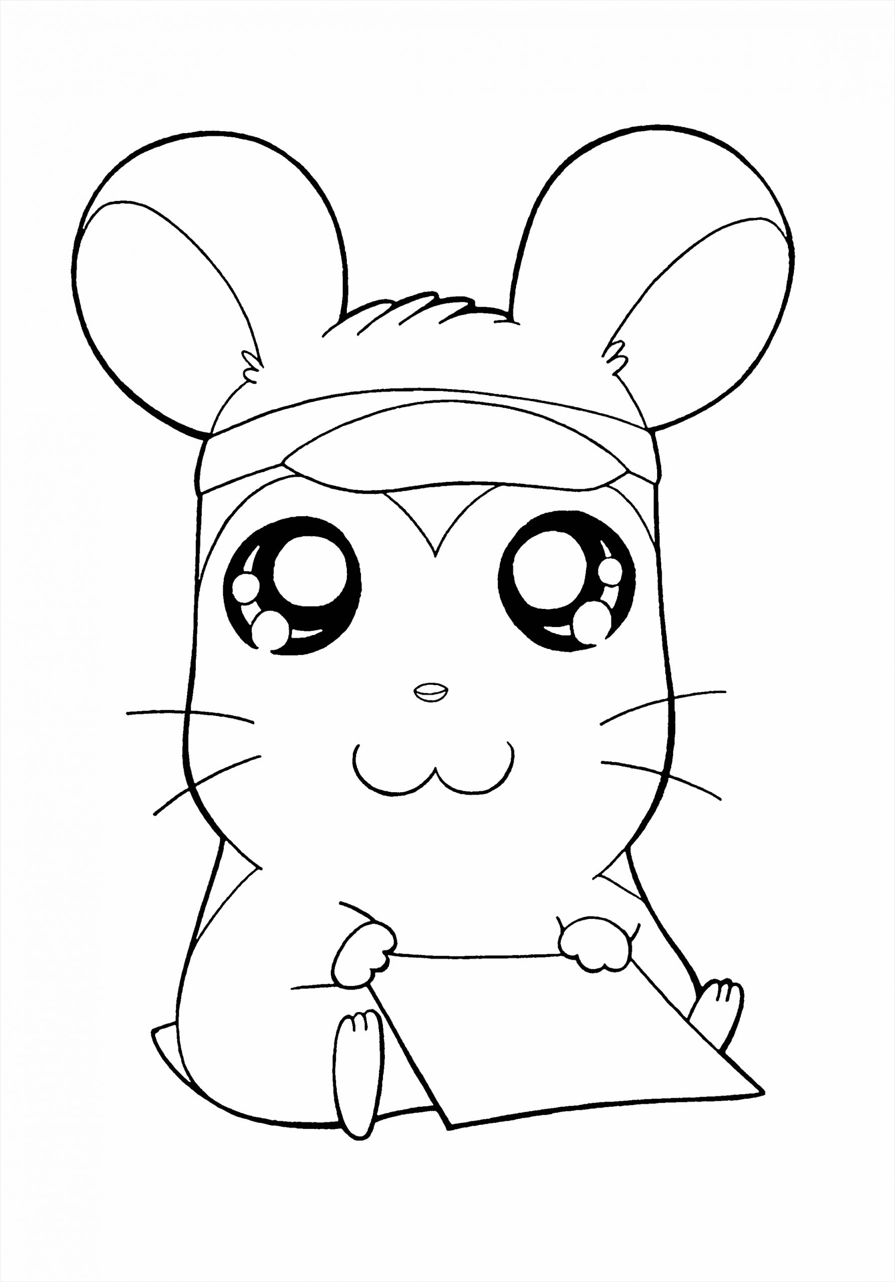hamtaro coloring pages 142 wyiqu