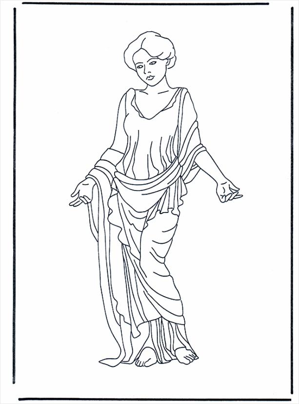 romeinse vrouw 2 b333 twaxt