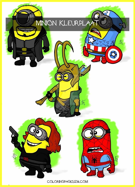 Zyhuhh 33737 Ebi5geblvecyynyau Minion Kleurplaat Minions Superheroes Drawings 1324952