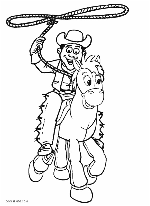 cowgirl coloring page inspirational gallery printable cowboy coloring pages for kids of cowgirl coloring page tiati