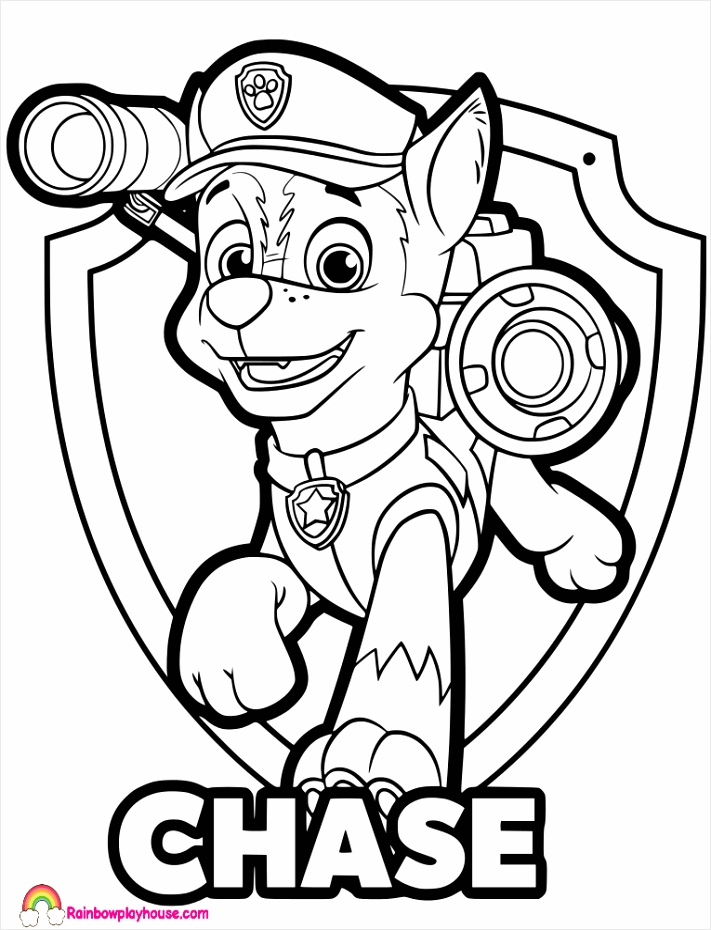 a1f e552cdfd799eb6431e2ee4c paw patrol chase badge printable coloring page rainbow playhouse 765 990 tueee