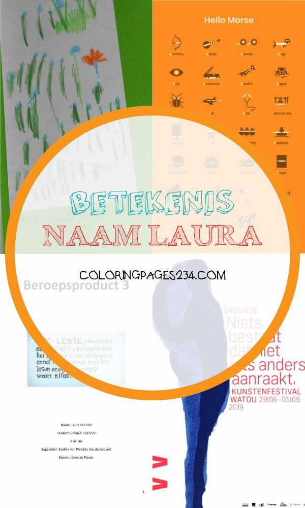 Kunstenfestival Watou Saudade aan de Schreve betekenis naam laura, source:lettergoesting.com