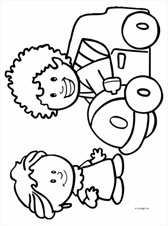kleurplaten voor jongens en meisjes kleurplaten234