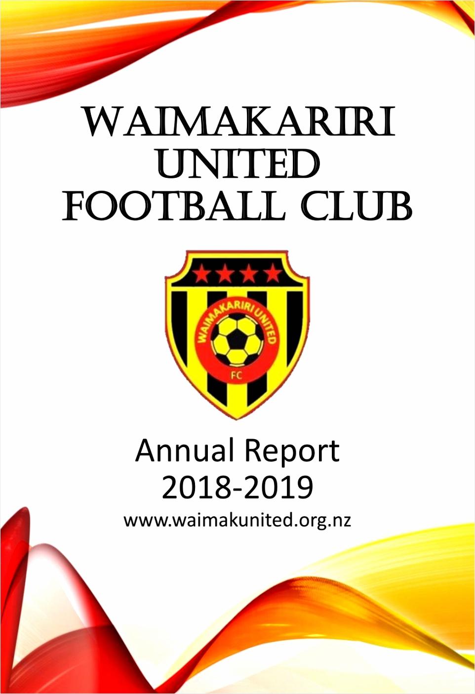 waimakariri united football club annual report 201 tjtoo