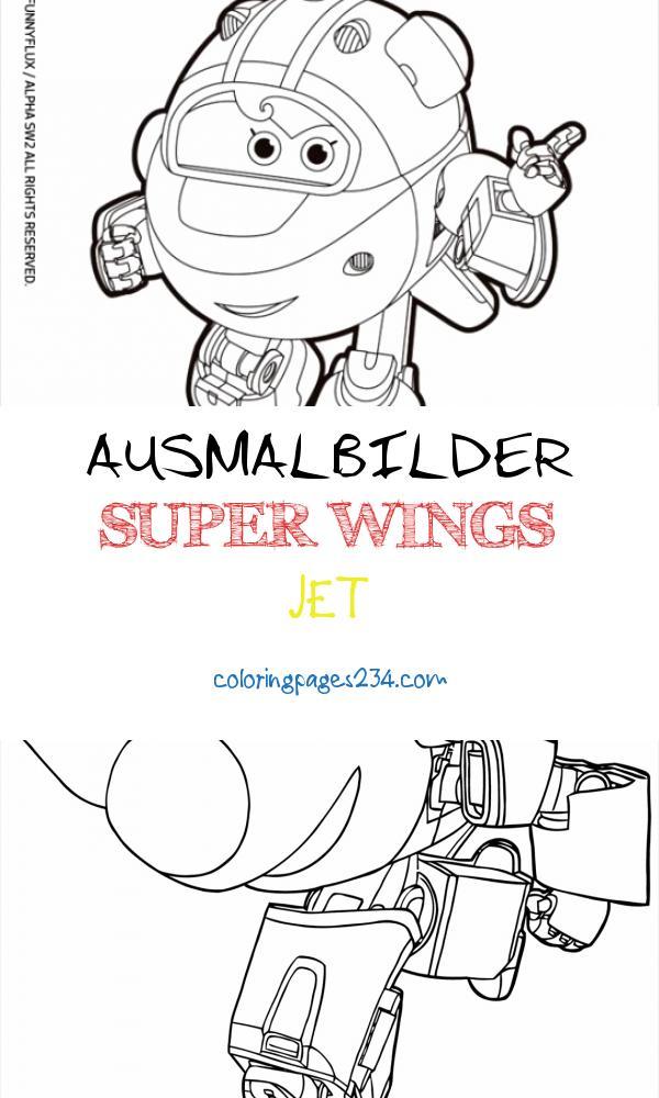 ausmalbilder wings jet kleurplaten234 kleurplaten234