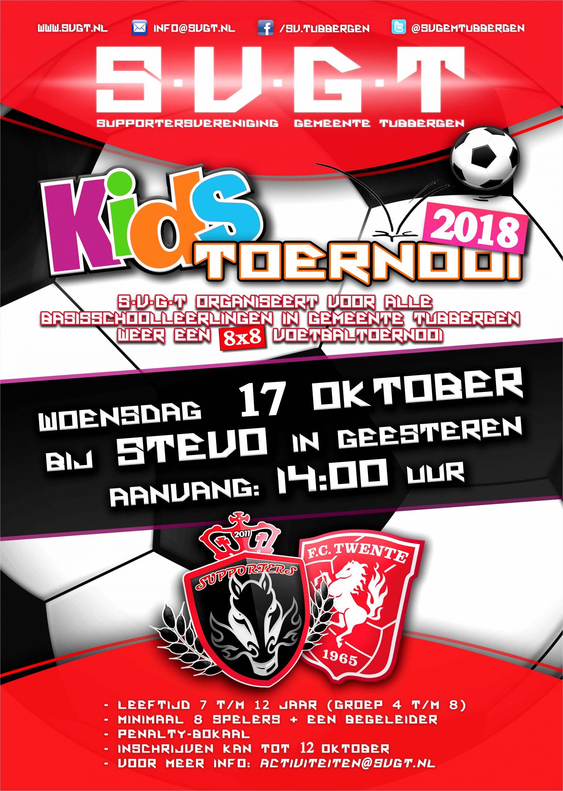 Poster SVGT Kidstoernooi 2018 poori
