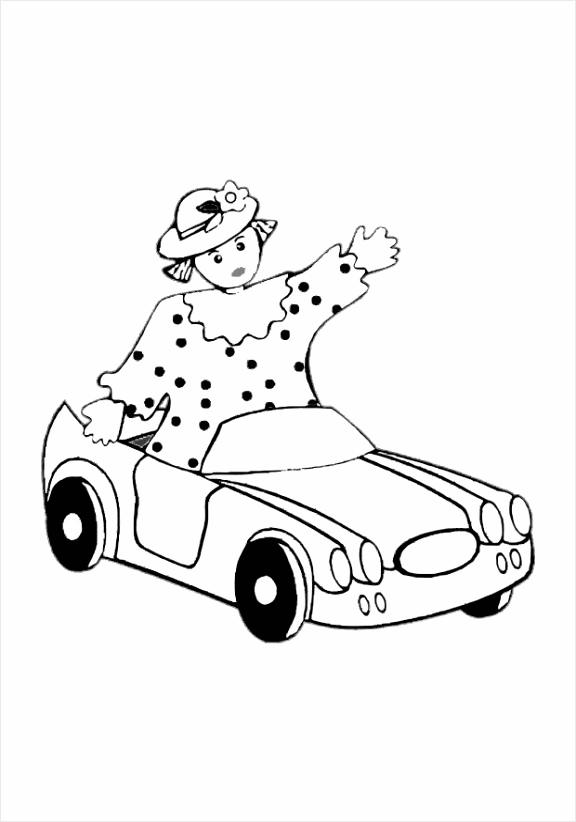 kleurplaat auto dl tutpy