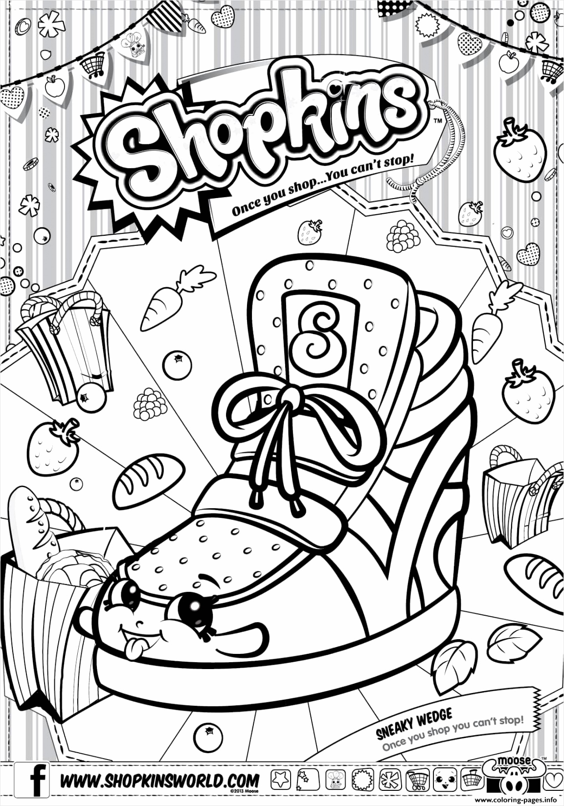 yoohoo and friends coloring pages 5 oitaa