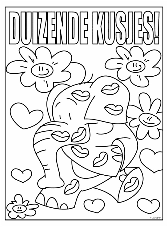 love coloring pages 25 tzeer