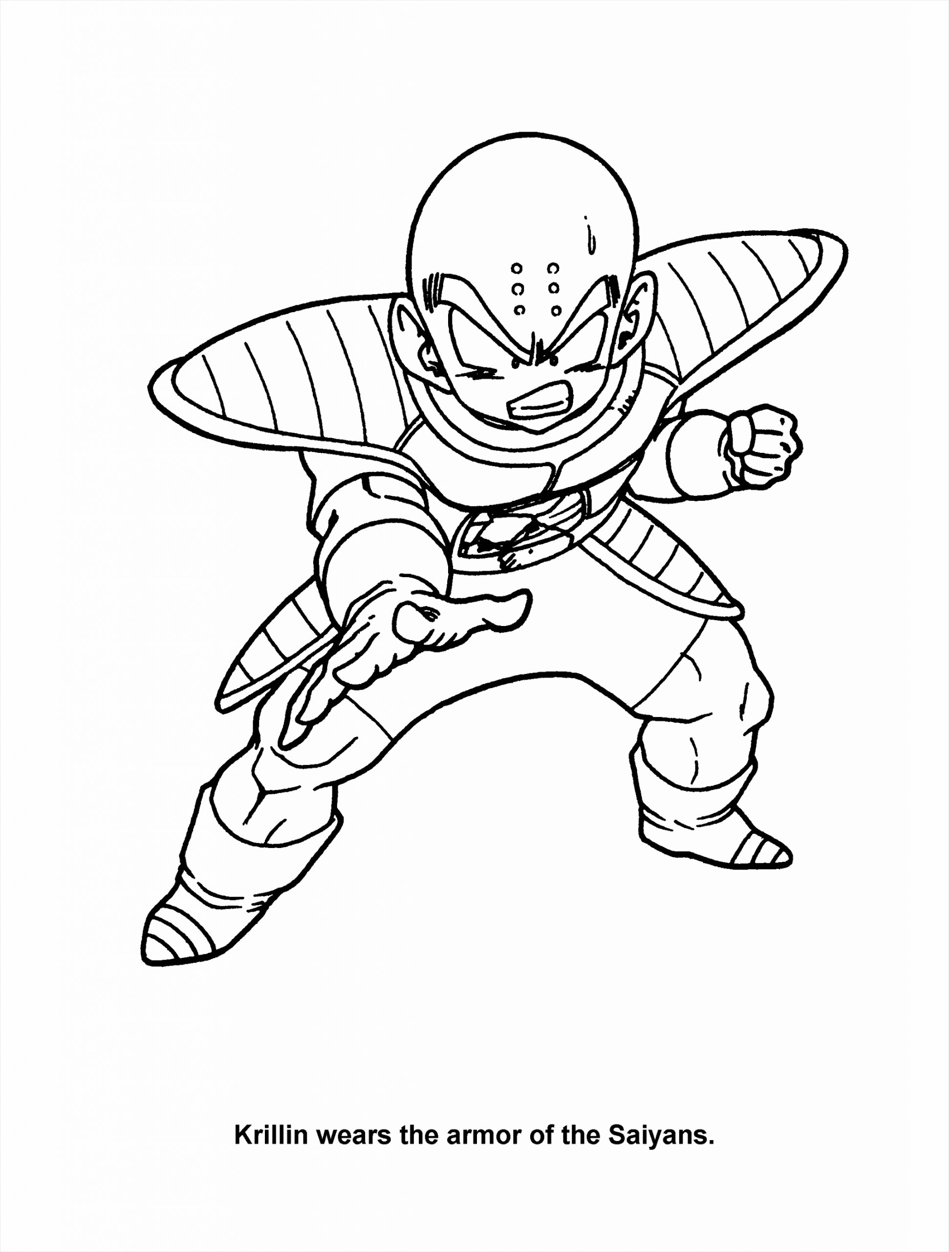 animated coloring pages dragon ball z image 0082 typya