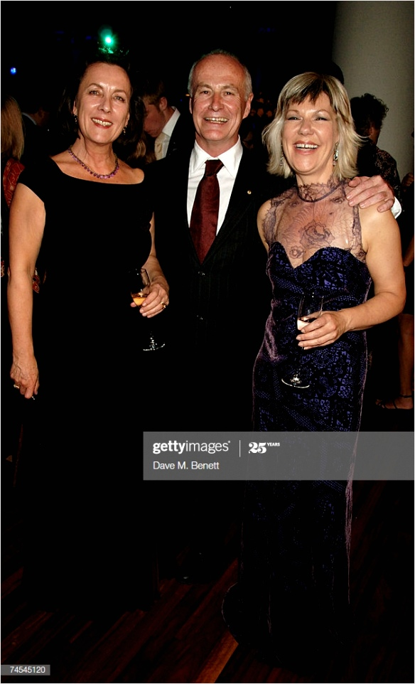 michael lynch and wife chrissie sharp and jude kelly attend the after picture id uueyp