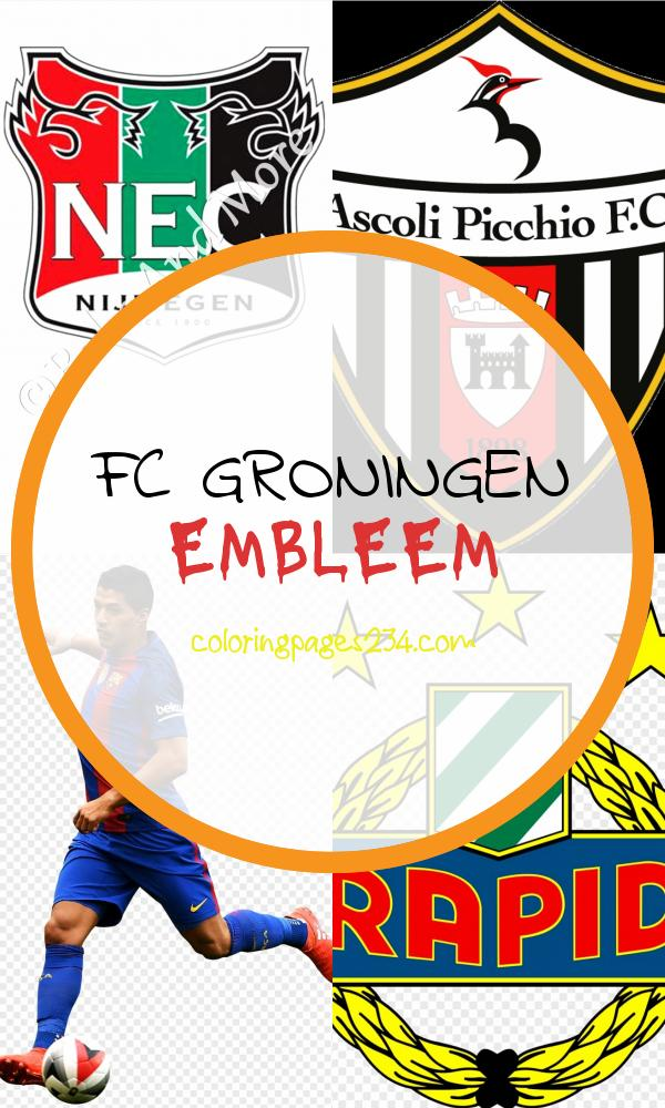 FC Emmen fc groningen embleem, source:en.wikipedia.org