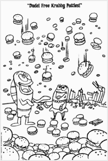 dc62bfb750acc0c f2f306ef31ce spongebob party sponge bob tiexo