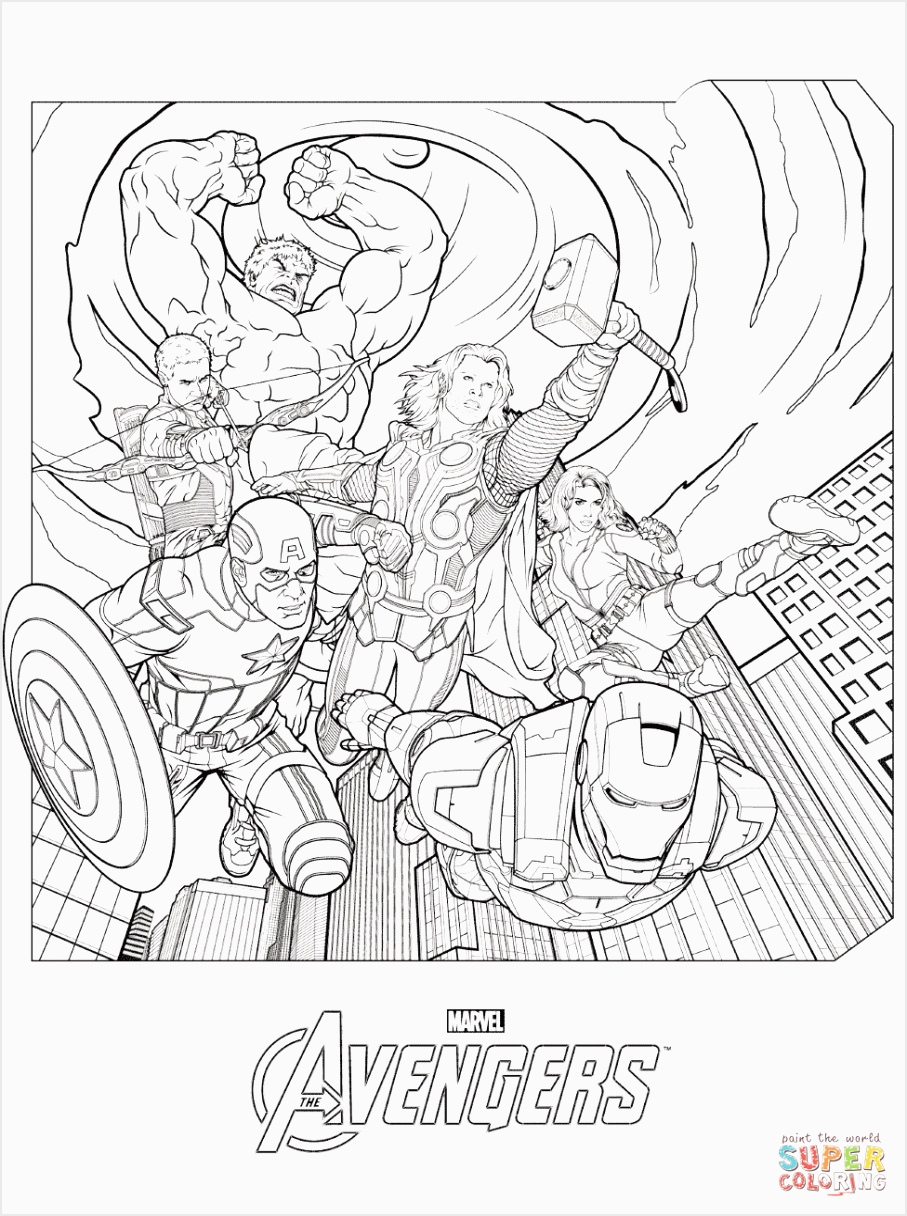 marvels the avengers coloring pages free coloring pages in ausmalbilder marvel itruo