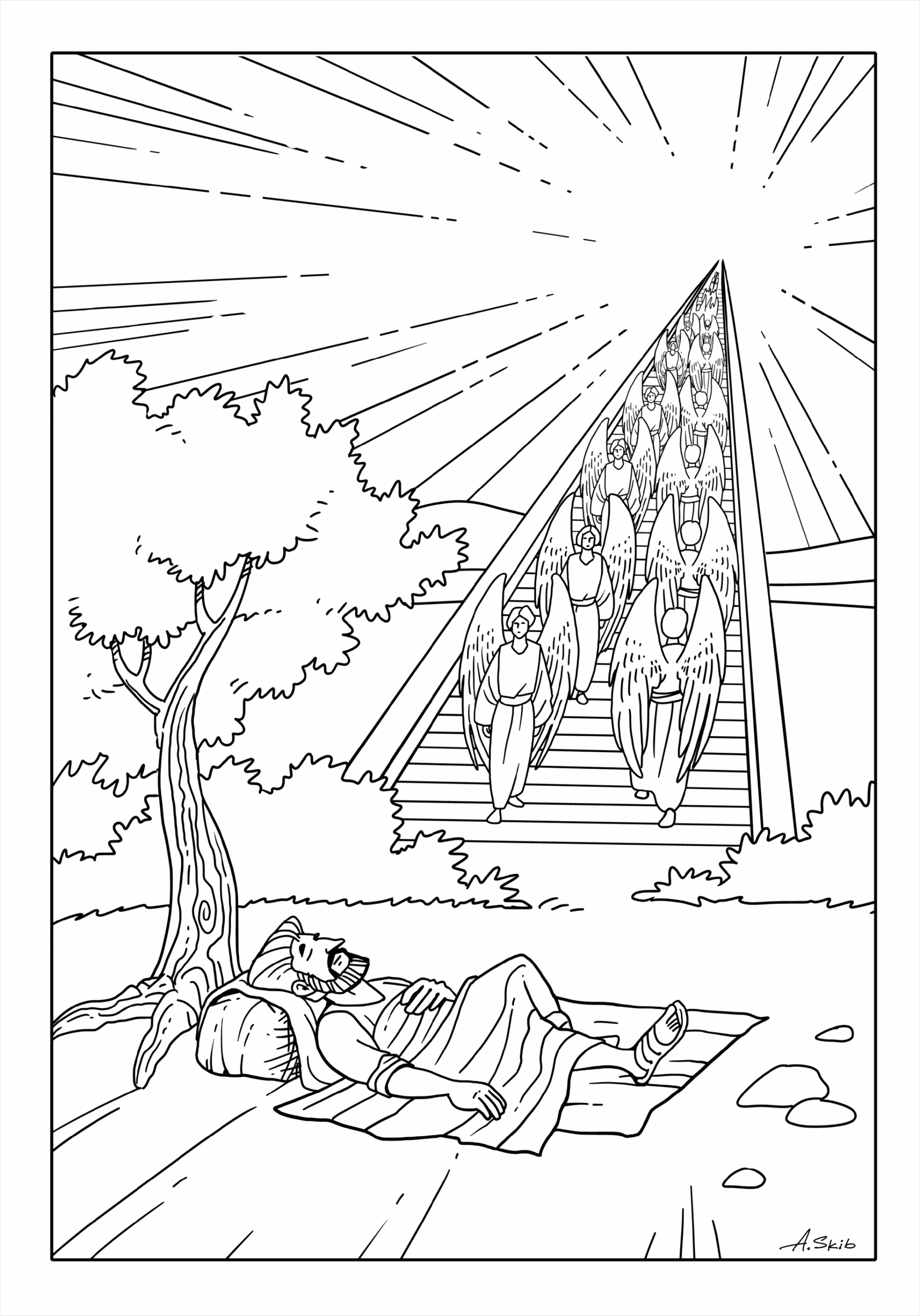 printable coloring pages bible stories ideas biblecoloring netmanagertemplatesbiblecoloring scaled igrut