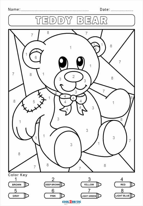 free color by number worksheets cool2bkids 18 yotst