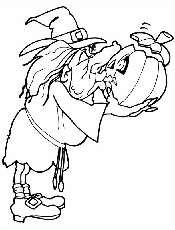 Witch kissing pumpkin reuto