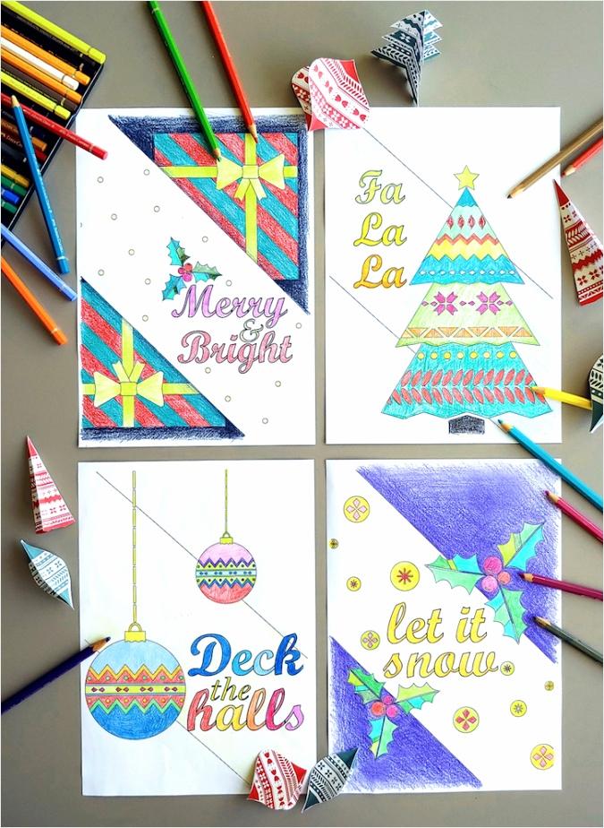 kleurplaten voor kerstmis yiipi