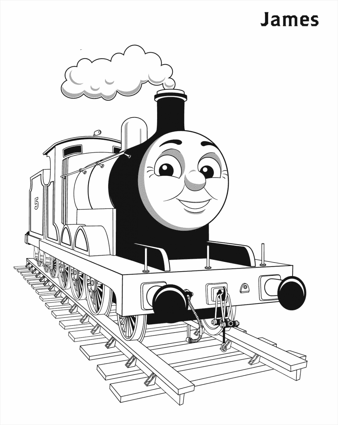 thomas and friends coloring pages sheet nice james to printable the tank rueya