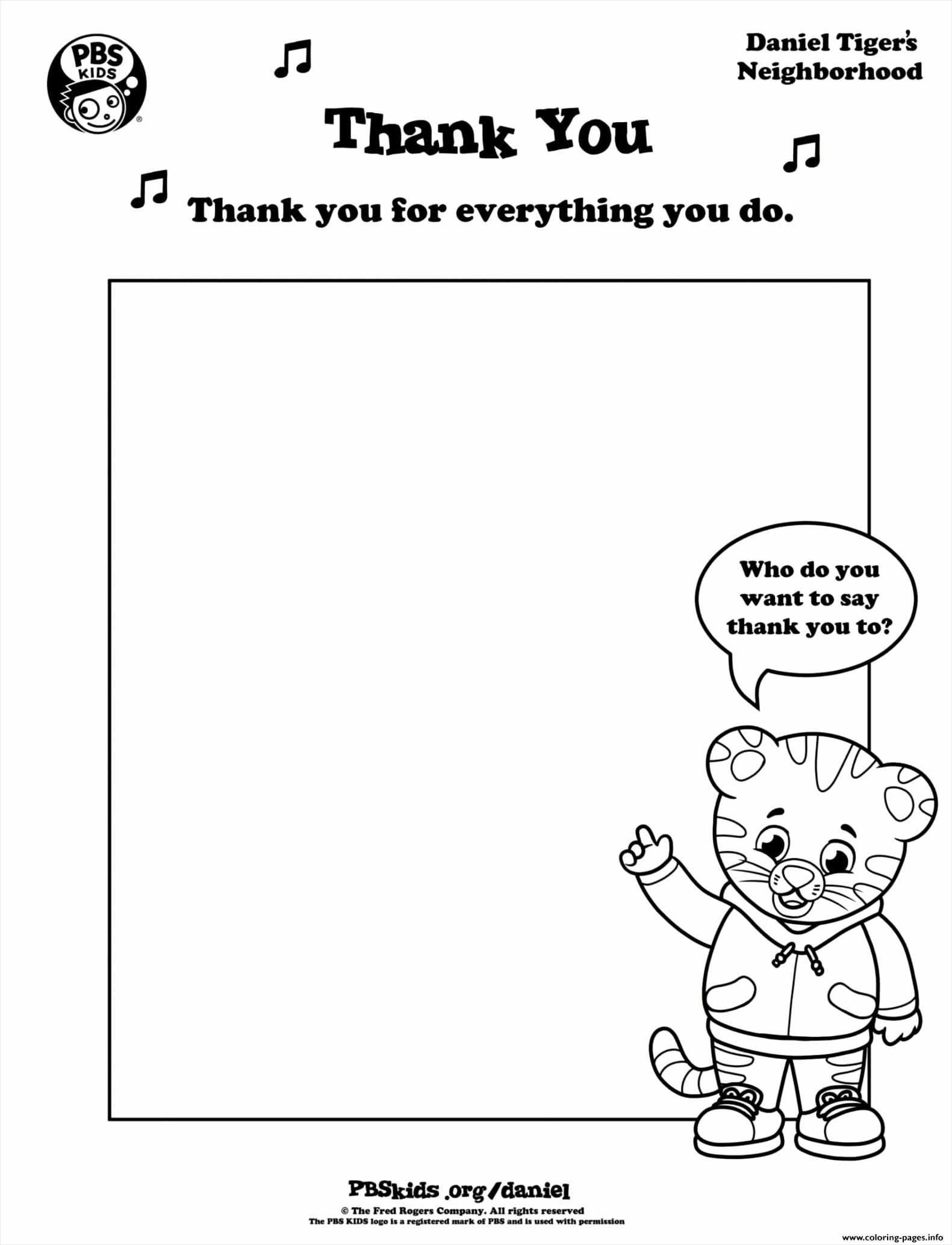 daniel tiger coloring pages free printable sheets for kids iuetr