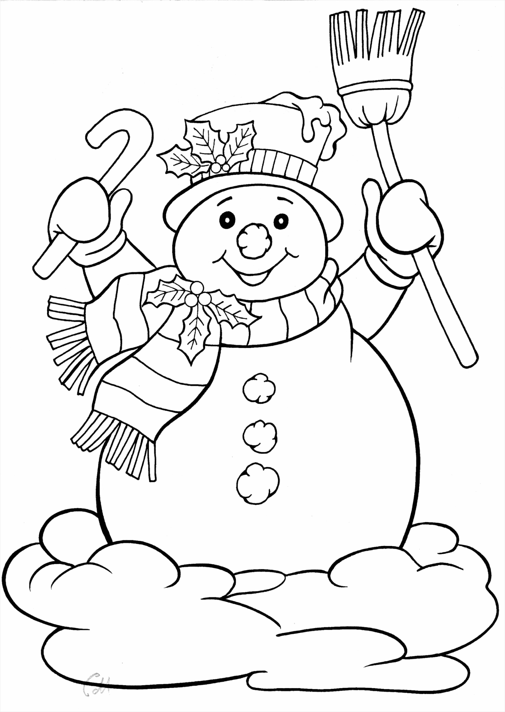 christmasoloring pages for toddlers printable tremendous photo inspirations tree page snowman scaled iyoxy