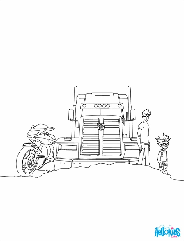 Transformers coloring Pages Autobots wywun
