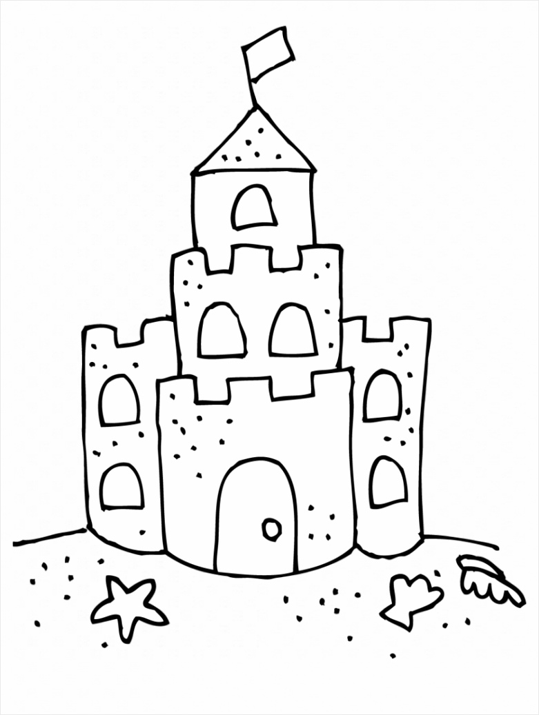 monster jam coloring pages printable castle spooky for kids knight motorcycle free princess utloa