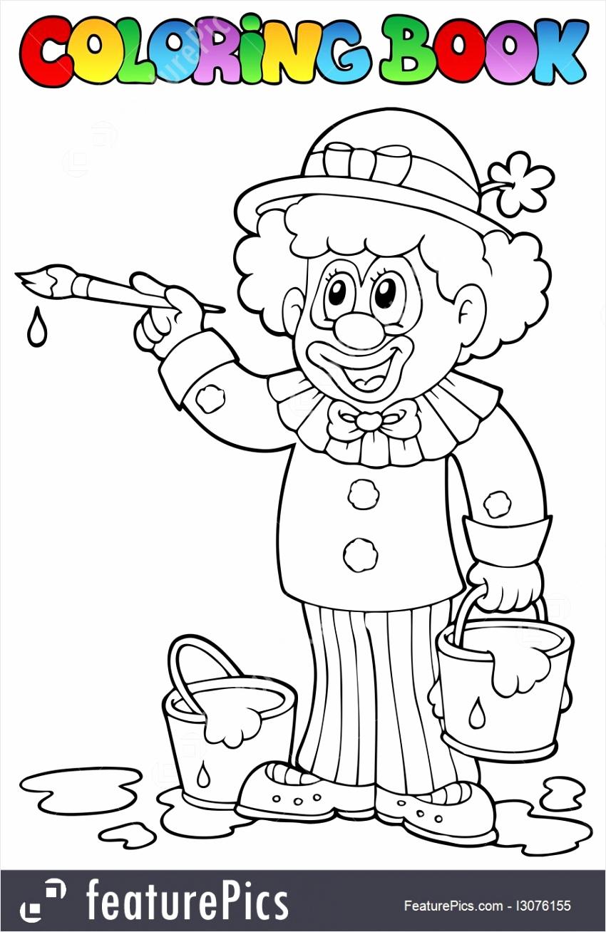 Coloring Book Clown x ayurr