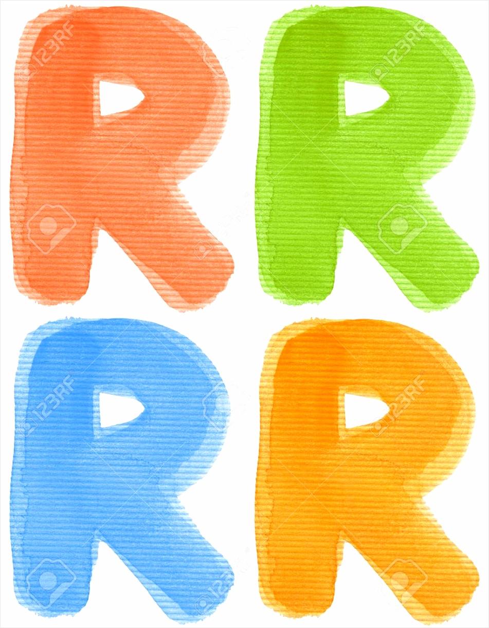 photo aquarel letter van het alfabet verschillende kleuren geïsoleerd zelf gemaakt yqoue