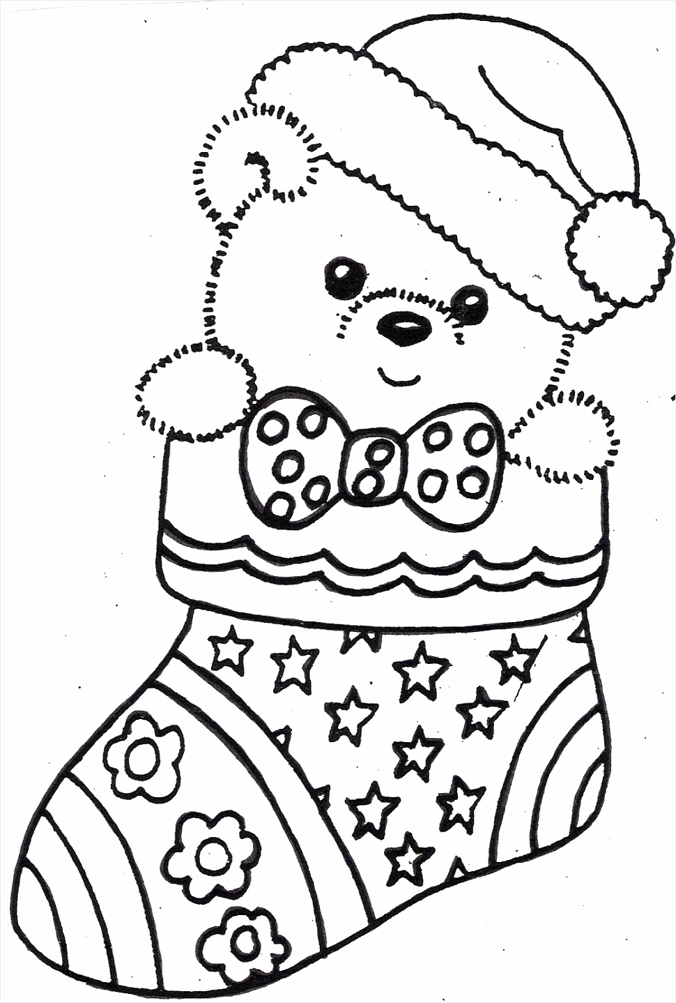 kleurplaten paw patrol kerst kleurplaten234