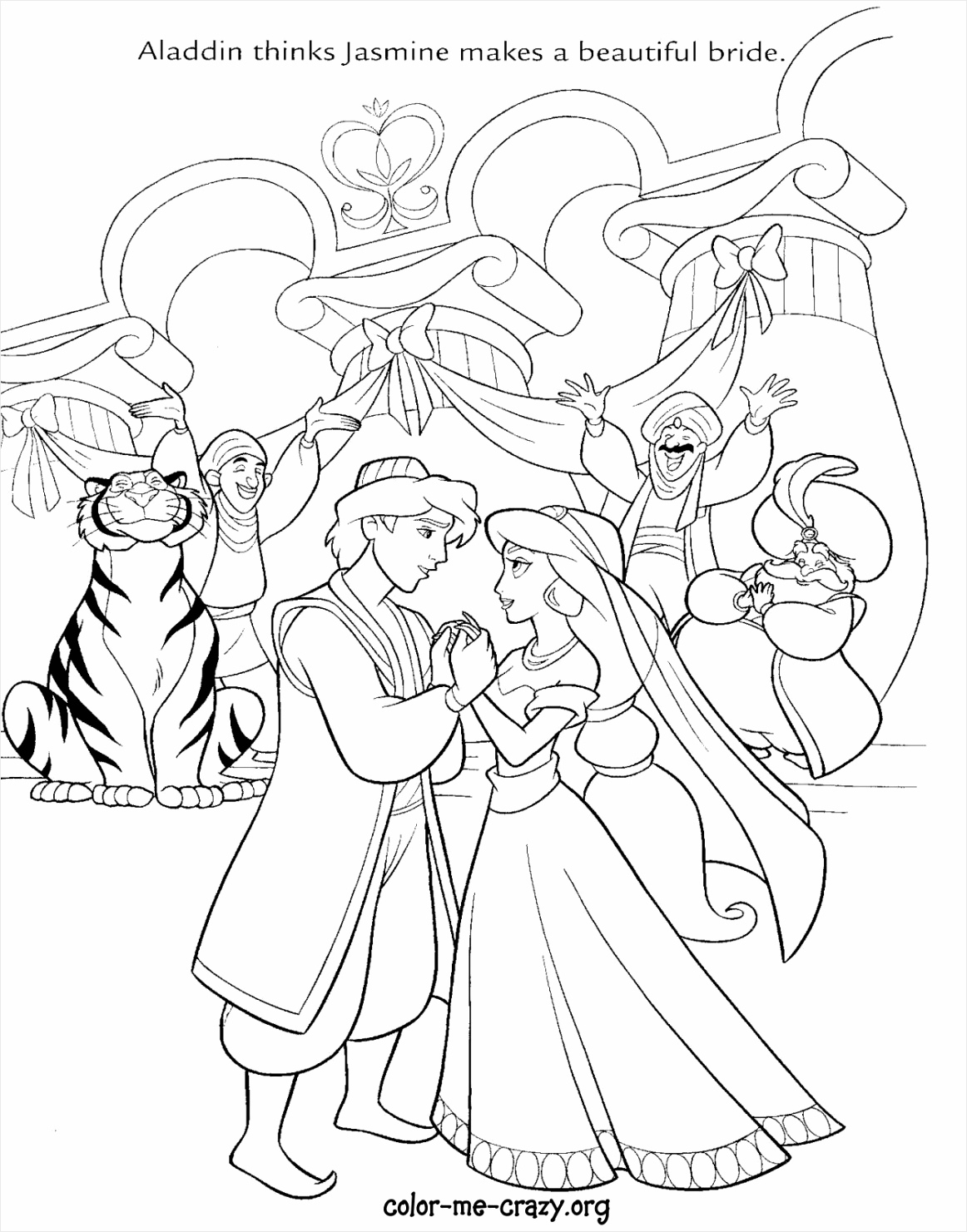 e842fda751c aaa6b ebdde easy disney wedding coloring pages 5116 disney wedding coloring 1250 1576 puiat