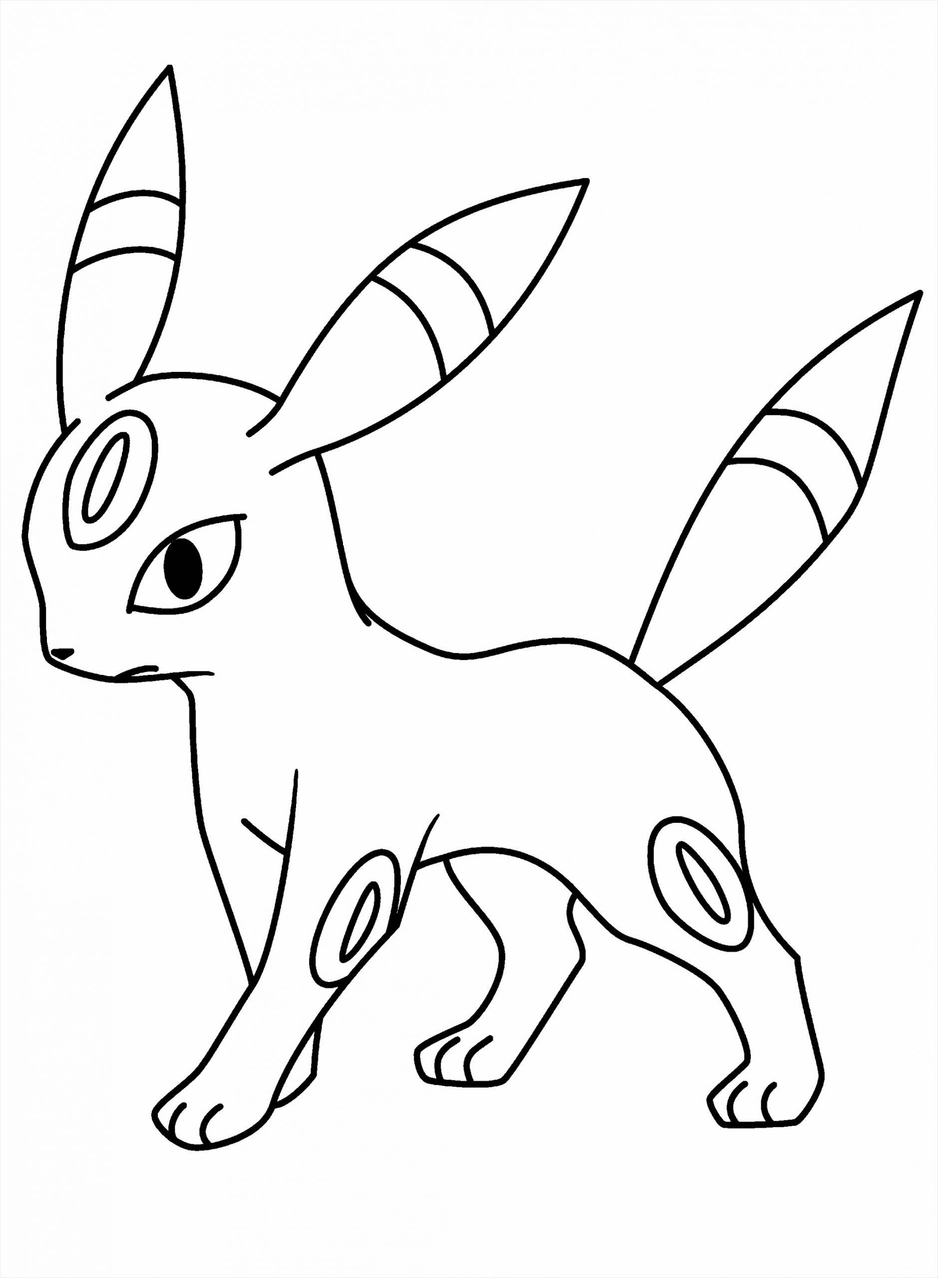 dibujo para colorear pokemon imagen animada 0405 escpu