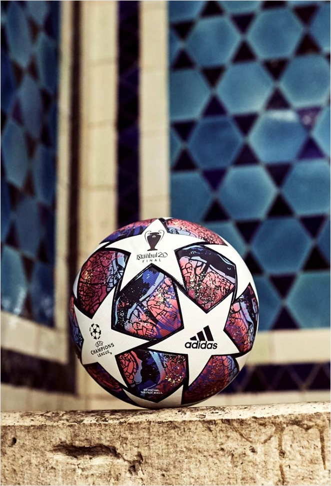 adidas reveal the ucl 2020 finale istanbul ball itaao