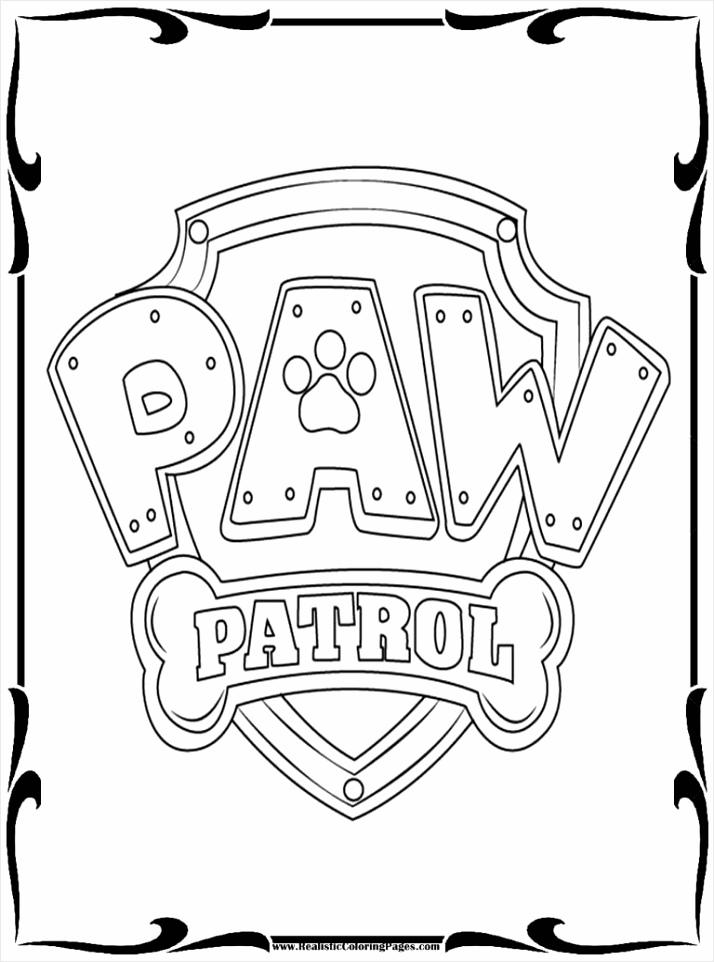 paw patrol badges coloring pages wplwu