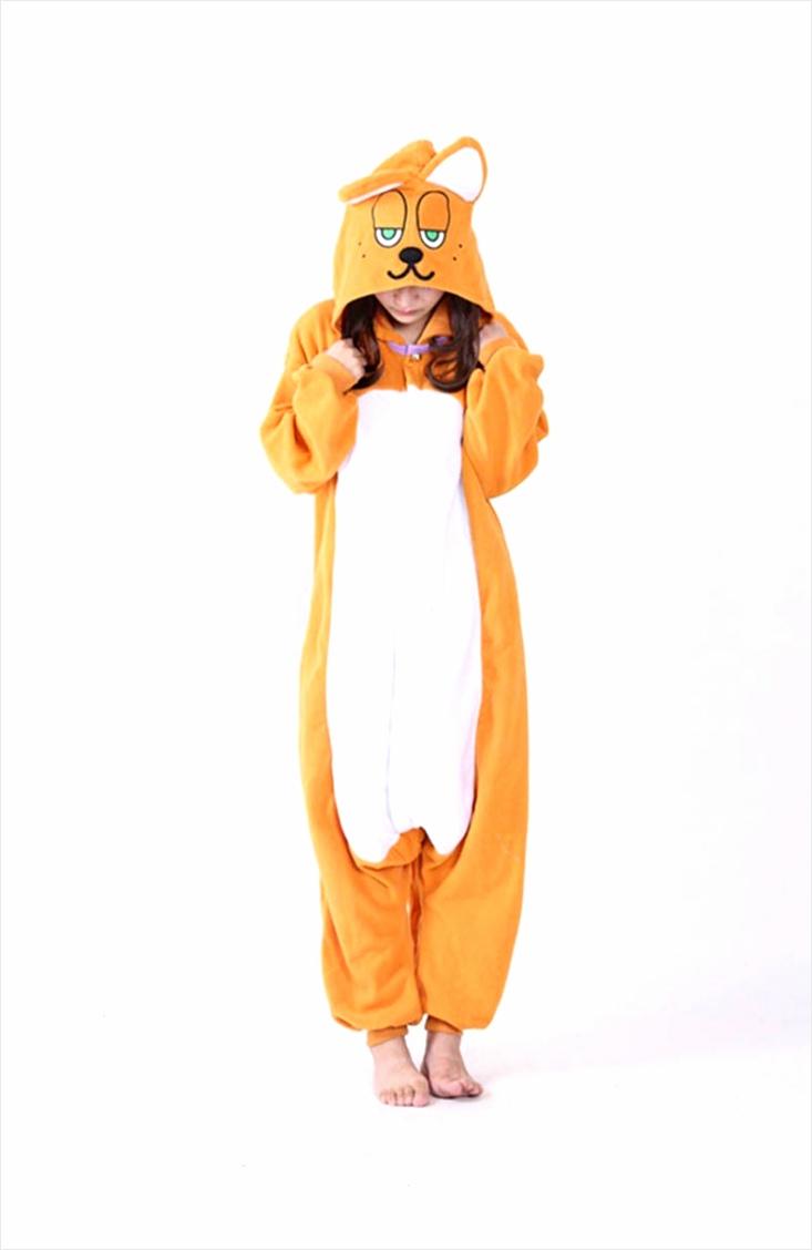 Nieuwe Garfield esie Uni Pyjama Nachtkleding Adult Pyjama Kerstmis Halloween Cosplay Kostuums Homewear ereri