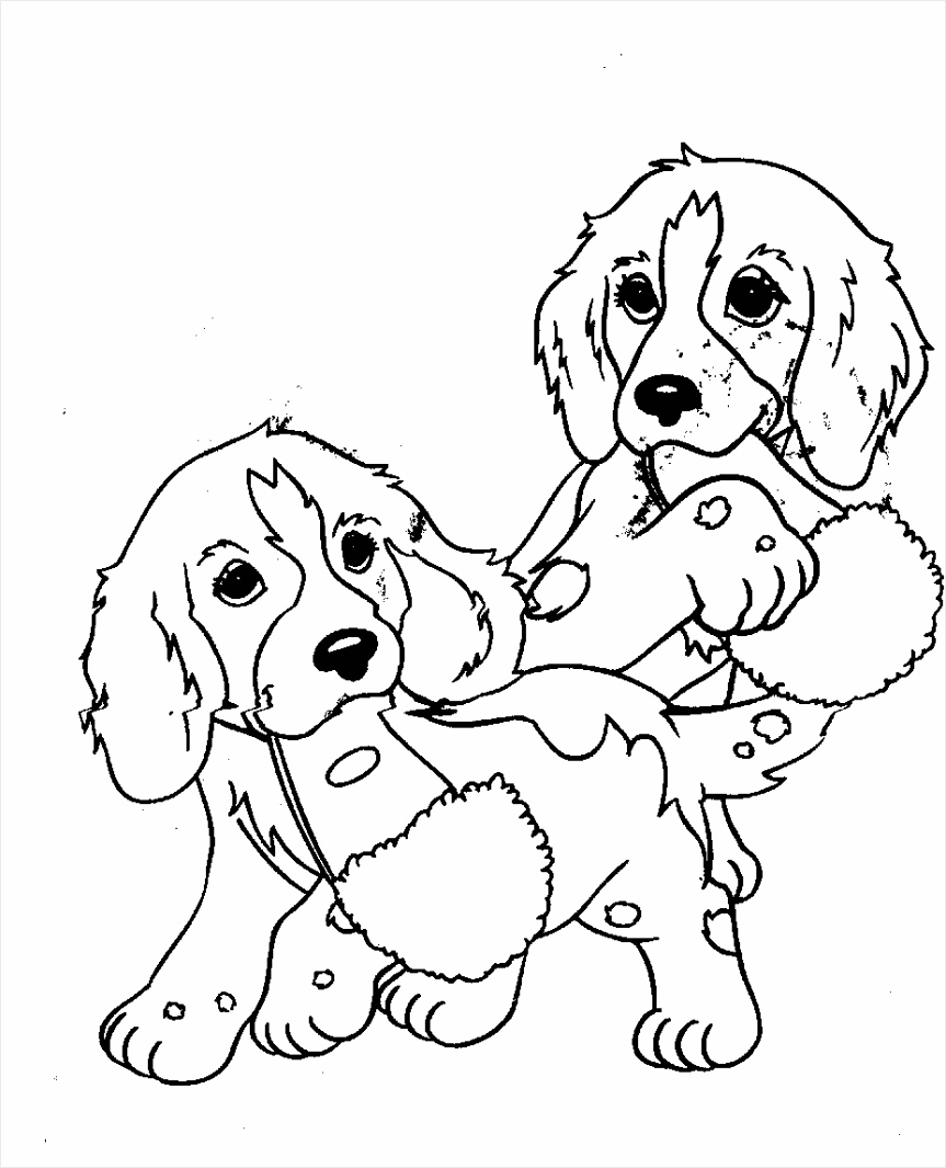 free puppy coloring pages picture ideasable puppies for kids of cute online adults to auofy