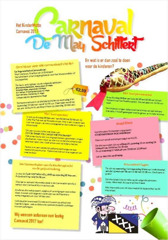 carnaval op de May page ybetu
