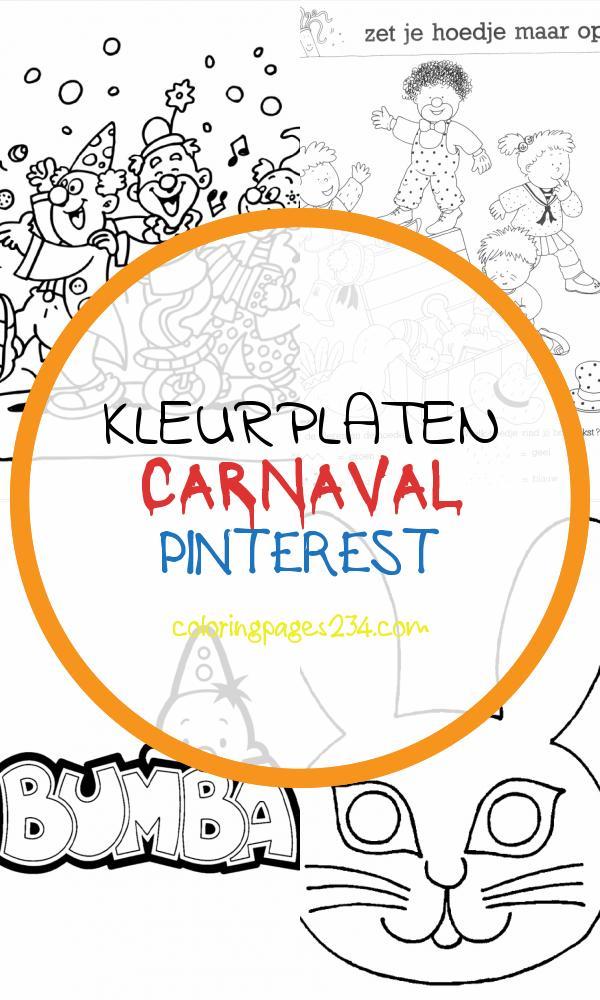 haas masker kleurplaat kleurplaten carnaval pinterest, source:pinterest.com