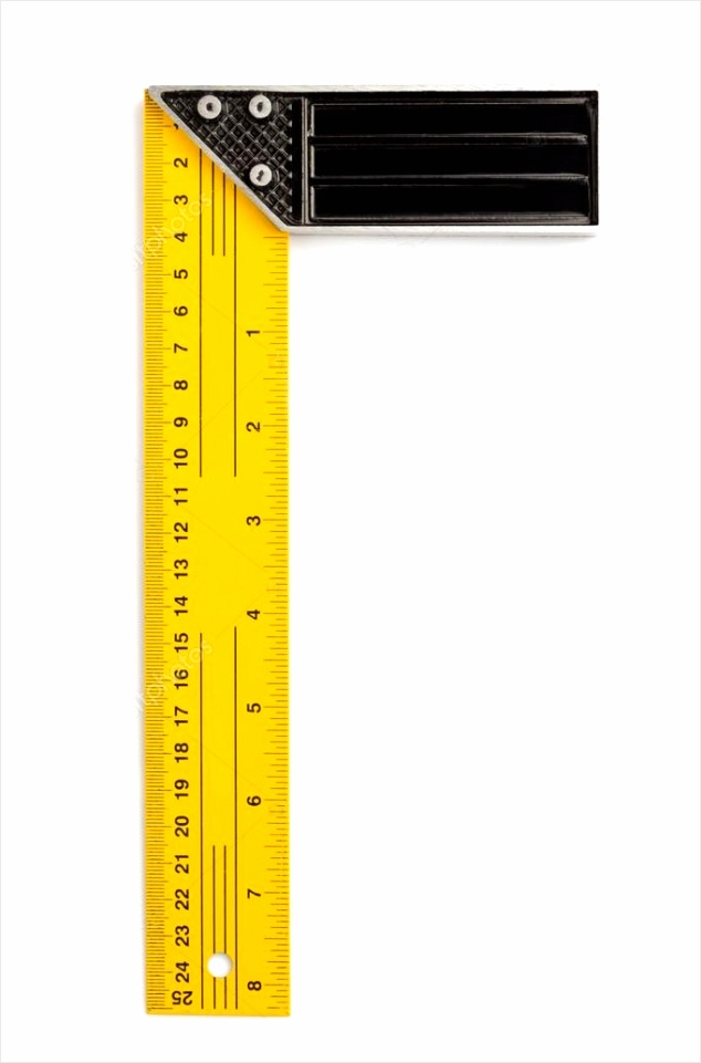 depositphotos stock photo ruler set square isolated on trxte