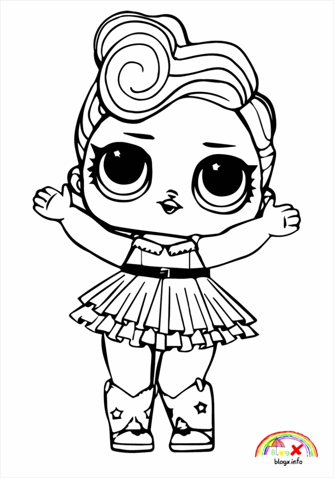 surprise dolls coloring book hd unicorn baby doll printable scaled info pages for printing benjamin bunny christmas kleurplaten 728x1030 anrya