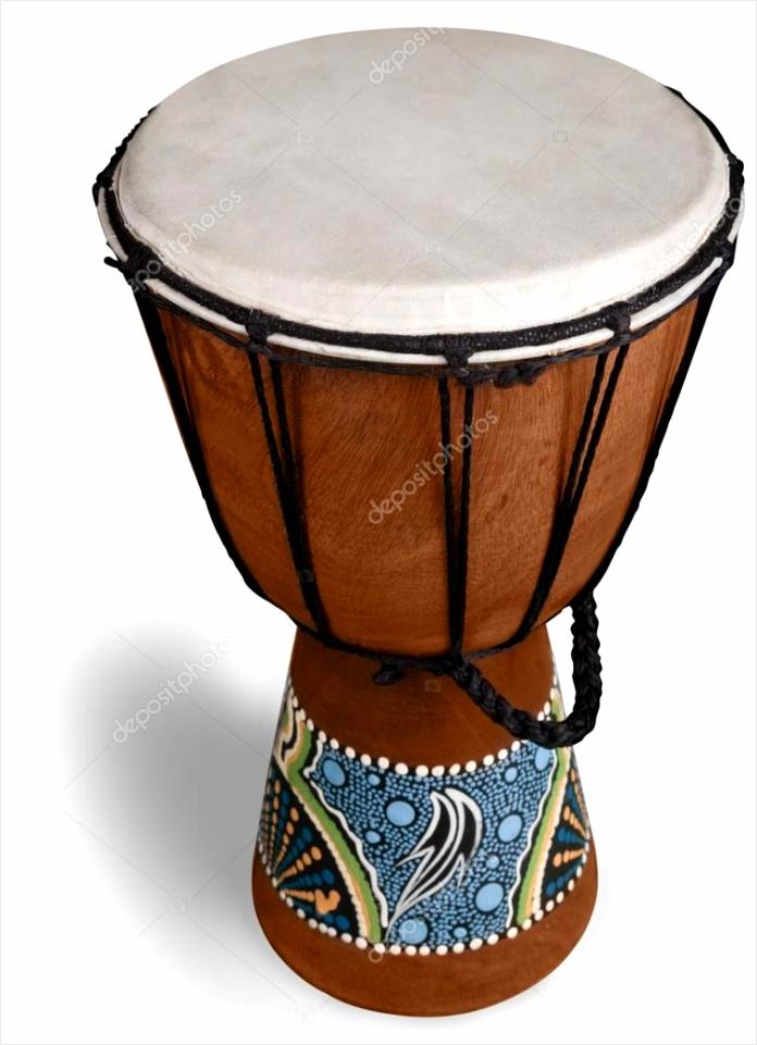 depositphotos stock photo african drum isolated owupm