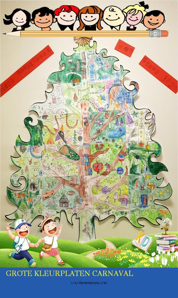 Vbmsyz 46855 Swh2espkvonqhakyd Grote Kleurplaten Carnaval Grote Kleurplaat Basisschool St Jan 1128837